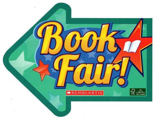 Coming Soon...Scholastic Book Fair